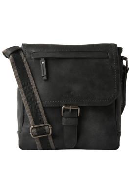 Taschen, Umhängetasche, Herren, schwarz