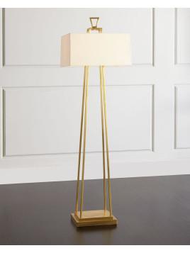 Modern Darlana Bouillotte Floor Lamp