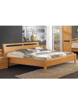 Futon-Bett in zwei Breiten, beige, Massivholz, Liegefläche 180/200cm, WIEMANN »Korsika«