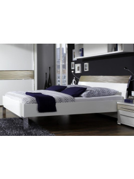 WIEMANN Bett »Alicante« in 3 Breiten »Alicante«, weiß, 160/200 cm