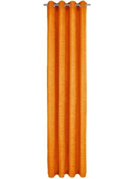 Gardine, Wirth, goldfarben, 255270 cm