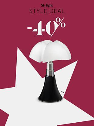 les plus belles lampes design en soldes stylight. Black Bedroom Furniture Sets. Home Design Ideas