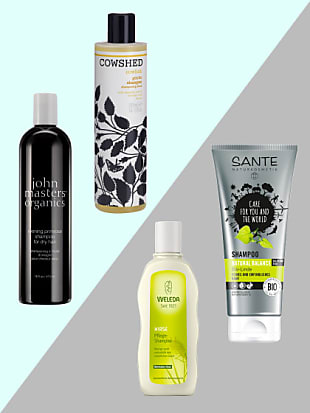 shampoo trockene kopfhaut die besten produkte stylight. Black Bedroom Furniture Sets. Home Design Ideas