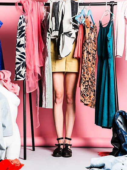 Aprenda a organizar o seu guarda-roupa