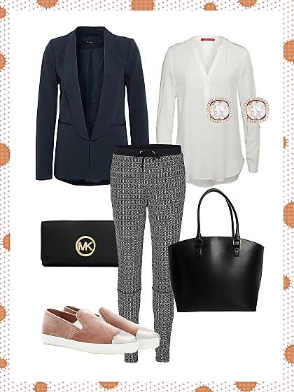 business look mit jogginghose dein b ro outfit f r heute. Black Bedroom Furniture Sets. Home Design Ideas