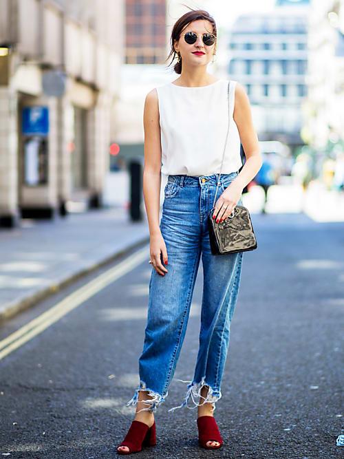 Preferenza Come abbinare le scarpe ai jeans con stile | Stylight KC97