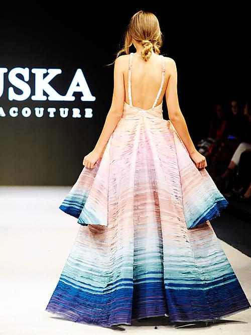 Diese Couture-Kleider von Nuska sind alle \