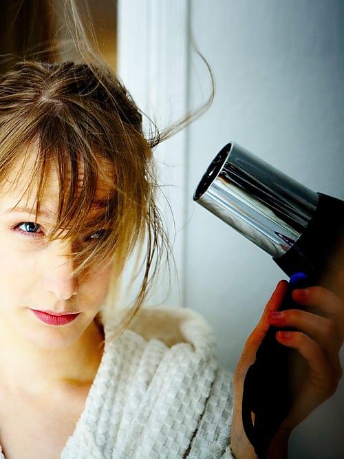 Haare richtig fohnen tipps