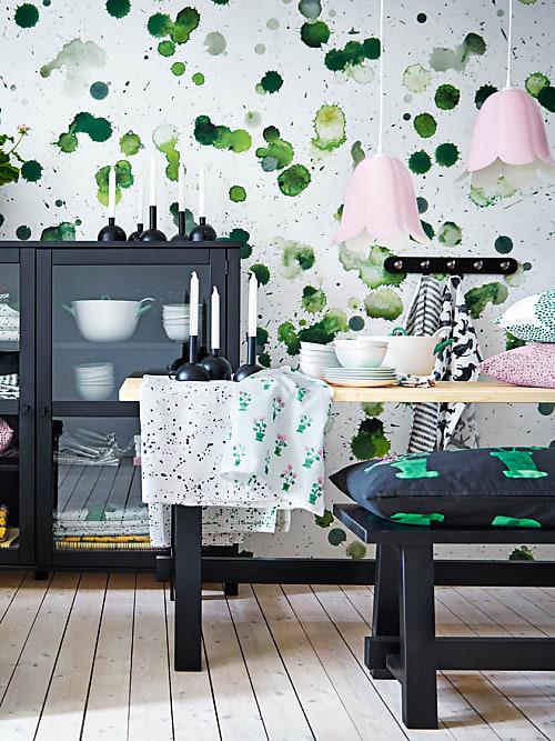 macht platz in der wohnung diese ikea kooperationen kommen auf uns zu stylight. Black Bedroom Furniture Sets. Home Design Ideas