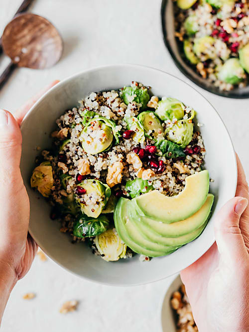Mit Diesen Einfachen Tricks Nimmst Du Ab, Ohne Dafür Viel Zu Tun Müssen.  Und Nein, Du Musst Dich Nicht Nur Noch Von Quinoa U0026 Co. Ernähren!
