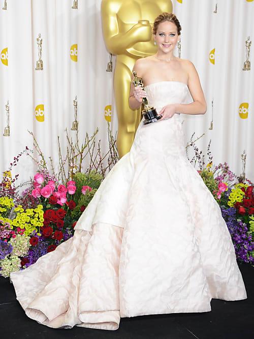 Welches ist das teuerste Oscar-Kleid aller Zeiten?   Stylight