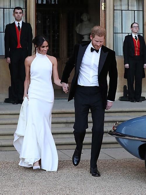Jetzt kann man das Brautkleid von Meghan Markle kaufen! | Stylight