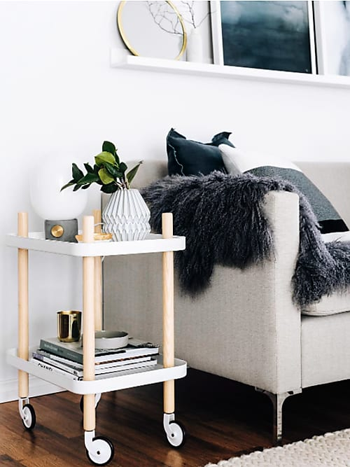 So Räumst Du Deine Wohnung Endlich Richtig Auf UND Machst Sie Ganz Nebenbei  Hübscher. Mit Den Richtigen Pieces Kann Sie Dann Genauso Stylish Wie Das ...