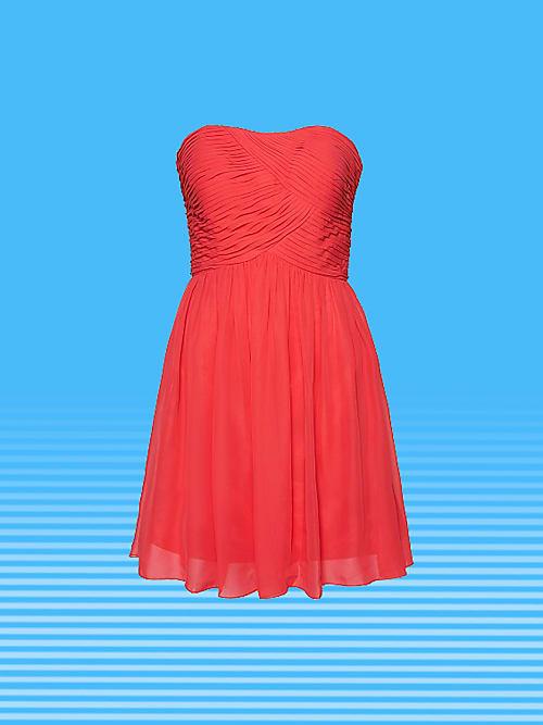 Glamour-Farbe Rot: Die 30 besten Kleider   Stylight