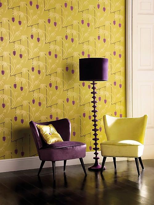 Ultra Violet: So stylst du die Pantone Farbe 2018 zuhause   Stylight