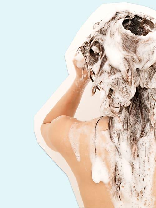 Kaputte haare wie oft waschen