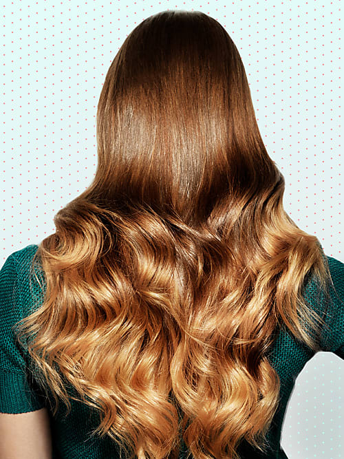 Haare endlich lang