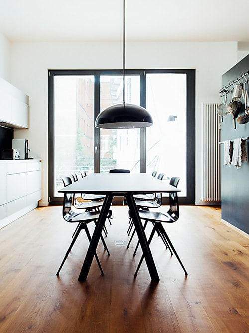 Come arredare in stile industriale se non hai un loft a ny for Design moderno casa industriale