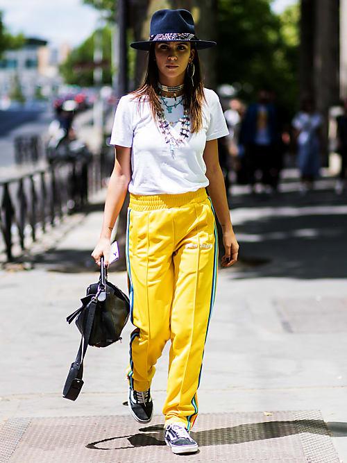pantaloni adidas outfit