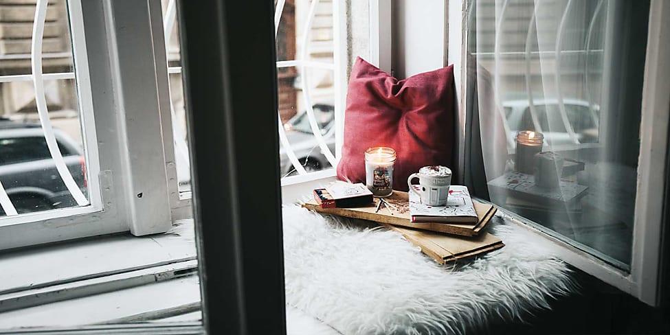 stylisher wohnen f r wenig geld heute skandi style stylight. Black Bedroom Furniture Sets. Home Design Ideas