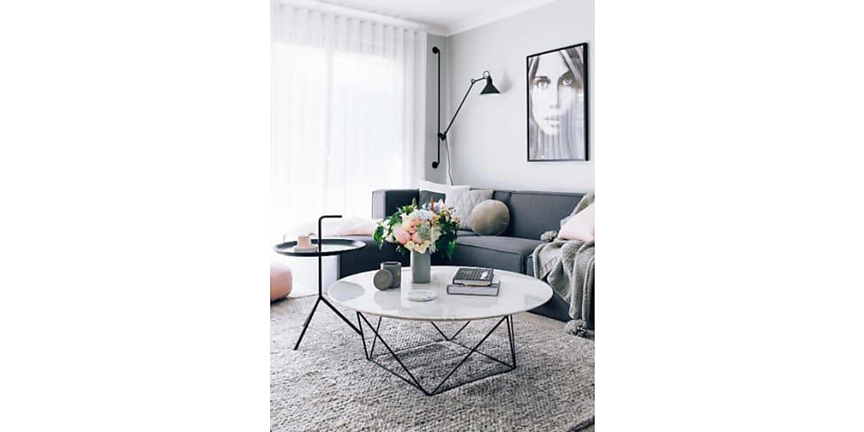 wohnen gl cklich so wird deine wohnung zum happy place stylight. Black Bedroom Furniture Sets. Home Design Ideas