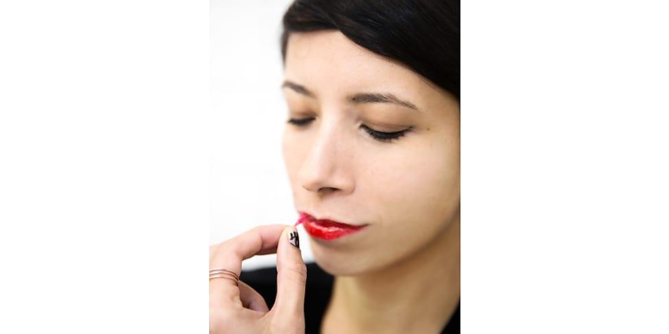 wir haben s getestet lippenstift zum abziehen stylight. Black Bedroom Furniture Sets. Home Design Ideas