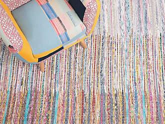 Teppich gestreift haus deko ideen