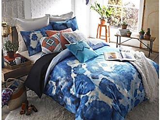 Blissliving Home 14824BEDDKNGMUL Casa Azul 110 Inch By 96 Inch 3 Piece King  Duvet