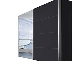 kleiderschr nke mit schiebet ren jetzt ab 22 92 stylight. Black Bedroom Furniture Sets. Home Design Ideas