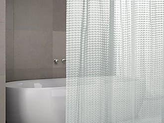 Tenda doccia tessuto latest spirella tenda da doccia con rose aux