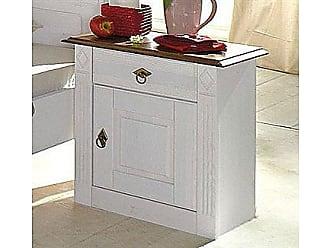 Nachttisch Nussbaum Weis ~ Nachttische in weiß: 206 produkte sale: bis zu −53% stylight