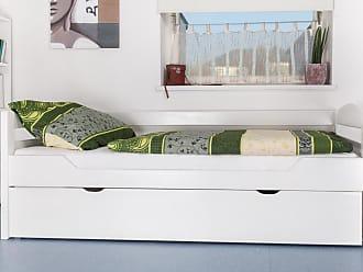 funktionsbetten in wei jetzt bis zu 64 stylight. Black Bedroom Furniture Sets. Home Design Ideas