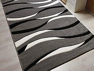 Teppich blau wei gestreift excellent dekowe teppich naturino s