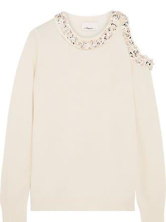 embellished cold shoulder jumper - Nude & Neutrals 3.1 Phillip Lim Sale Manchester Great Sale GWIctt