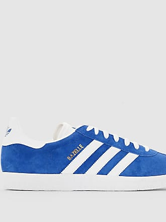 Adidas Originals Sneakers Basses Gazelle 'bleu Royal / Bleu / Blanc Royal 42p7bgDDO