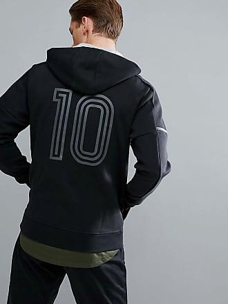 Training - Sweat de survêtement style hoodie à fermeture éclair - Noir CD8839 - Noiradidas Jeu Moins Cher Achat Pas Cher jAcem3lW4P