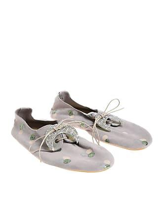 Chaussures En Argent Anniel Pour Les Hommes nfAmi