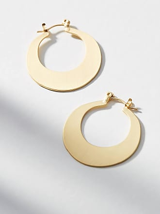 Anthropologie Mini Filled Hoop Earrings nnMXqOXdC
