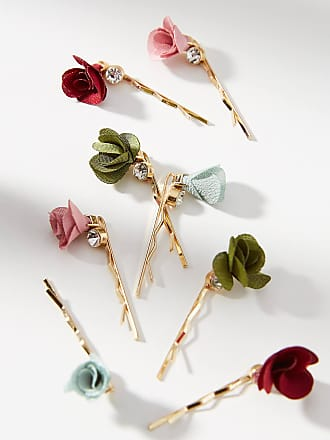 Anthropologie Enchanted Forest Bobby Pin Set V2CTbZt