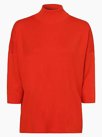 Damen Pullover - Hanna orange Armedangels