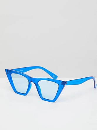 Tous Damen STO829E-520U74 Sonnenbrille, Blau (Blue/Black), 52
