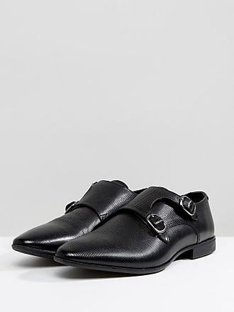 Chaussures Sangle Moine Pour Les Hommes En Vente, Noir, Cuir, 2017, 39 41 42 Officine Creative