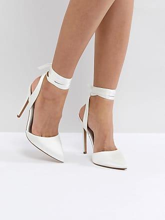 ASOS - PERFECT COMBO - Chaussures de mariée ornementées à talons - Beige MfMyPf6w8