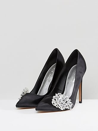 Pumps & High Heels for Women On Sale in Outlet, Black, Leather, 2017, 7.5 Alberto Guardiani