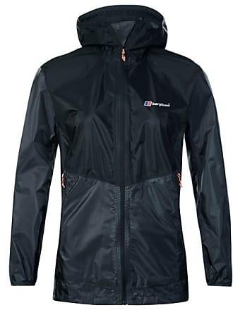 Fast Hike Shell Jacket Hardshelljacke für Damen   schwarz Berghaus