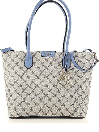 Top Handle Handbag On Sale, Light Blue, polyurethane, 2017, one size Blugirl