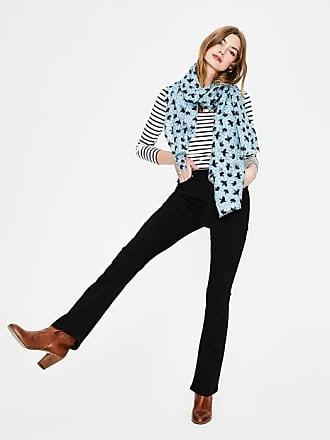 Marylebone Schmale Bootcut-Jeans Black Damen Boden Boden