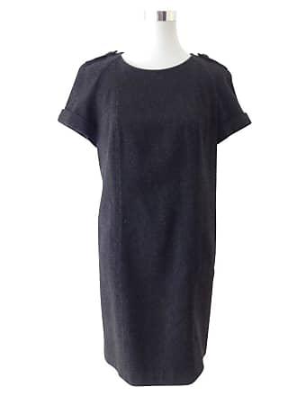 gebraucht - Kleid - DE 40 - Damen - Grau - Wolle Burberry