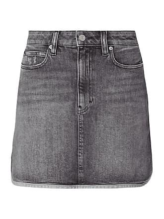 5-Pocket-Jeansrock aus Coloured Denim Calvin Klein Jeans
