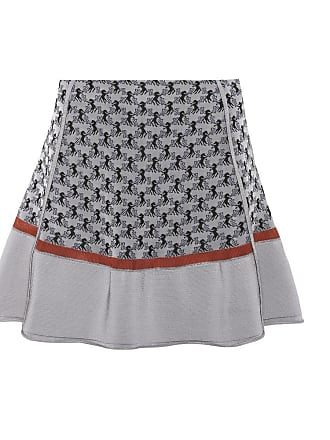 Super Clearance Very Cheap Chloé Jacquard Knee-Length Skirt Cost For Sale Official Sale Online NsZuA